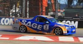 SAGE - Gary Baxter Ute