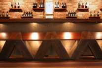 Interior + Furniture - Wirra Wirra Winery Cellar Door Counter - Design and Construction