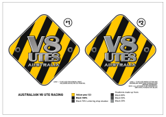 Screen shot - V8 UTE RACING