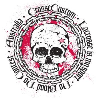 crossecustom-skull-chain-contest t-shirt design