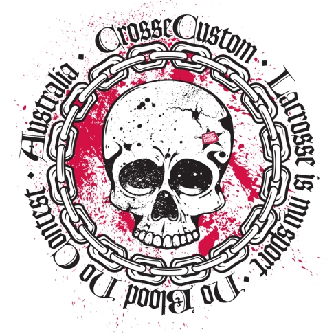 crossecustom-skull-chain-contest t-shirt design