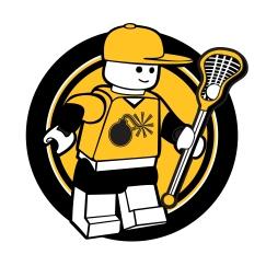 Kids Lacrosse Mascot