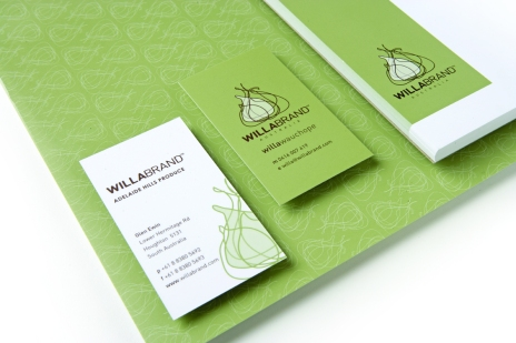Brand Development - Graphic design - Willabrand Australia