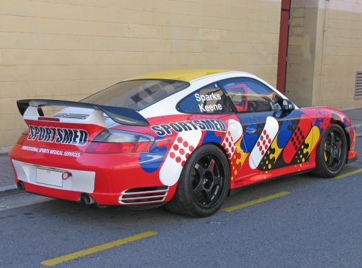 Sportsmed Porsche 3/4