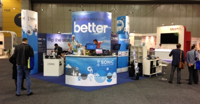 SONIC Hearing Aid and Equipment Division Exhibition 2014