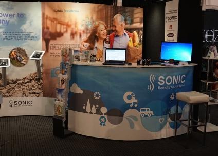 SONIC Exhibtion 2015